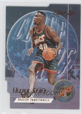 1996-97 Skybox Premium - Close Ups #CU 5 - Shawn Kemp