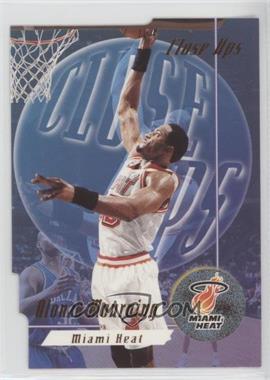 1996-97 Skybox Premium - Close Ups #CU 6 - Alonzo Mourning
