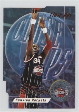 1996-97 Skybox Premium - Close Ups #CU 7 - Hakeem Olajuwon