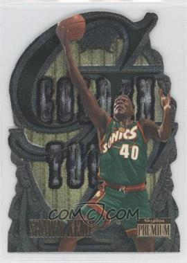 1996-97 Skybox Premium - Golden Touch #6 - Shawn Kemp