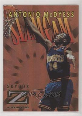 1996-97 Skybox Z Force - Slam Cam #SC8 - Antonio McDyess
