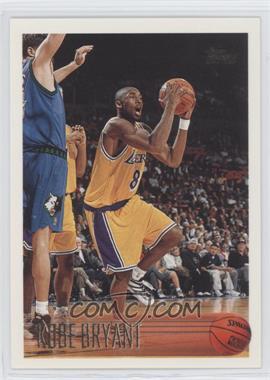 1996-97 Topps - [Base] #138 - Kobe Bryant