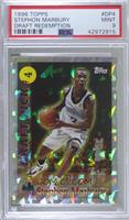 Stephon Marbury [PSA 9 MINT]