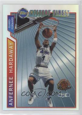 1996-97 Topps - Super Team Champions - NBA Finals Refractor #M3 - Anfernee Hardaway