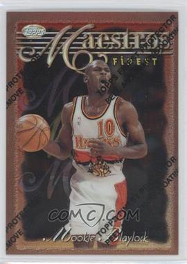1996-97 Topps Finest - [Base] - Refractor #46 - Mookie Blaylock