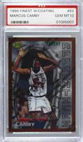 Marcus Camby [PSA10GEMMT]