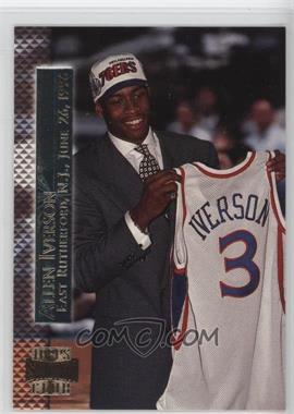 1996-97 Topps Stadium Club - Shining Moments #SM 15 - Allen Iverson