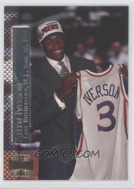 1996-97 Topps Stadium Club - Shining Moments #SM 15 - Allen Iverson