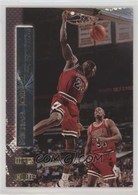 1996-97 Topps Stadium Club - Shining Moments #SM 2 - Michael Jordan