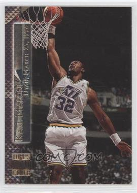 1996-97 Topps Stadium Club - Shining Moments #SM 3 - Karl Malone