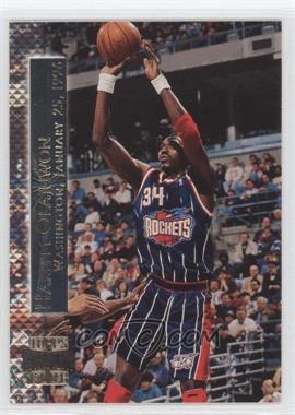 1996-97 Topps Stadium Club - Shining Moments #SM 4 - Hakeem Olajuwon
