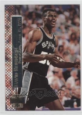 1996-97 Topps Stadium Club - Shining Moments #SM 8 - David Robinson