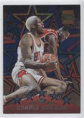 1996-97 Topps Stadium Club - Special Forces #SF 10 - Dennis Rodman