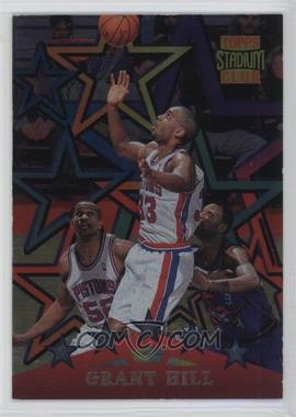 1996-97 Topps Stadium Club - Special Forces #SF 2 - Grant Hill