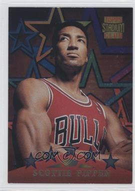 1996-97 Topps Stadium Club - Special Forces #SF 6 - Scottie Pippen