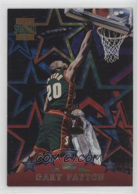 1996-97 Topps Stadium Club - Special Forces #SF 9 - Gary Payton