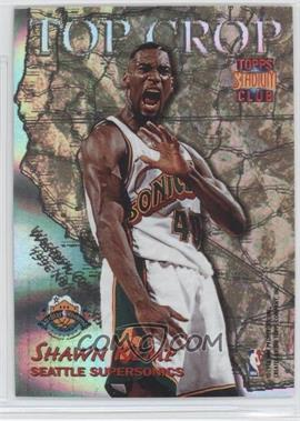 1996-97 Topps Stadium Club - Top Crop #TC 5 - Shawn Kemp, Scottie Pippen