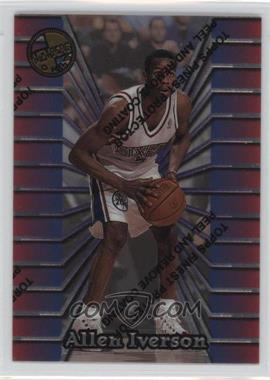 1996-97 Topps Stadium Club Members Only 55 - [Base] #54 - Allen Iverson