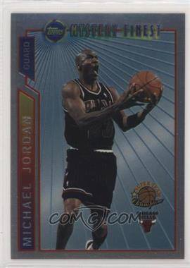 1996-97 Topps Super Teams - [Base] - Conference Winners #M14 - Michael Jordan