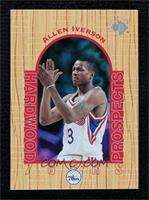 Hardwood Prospects - Allen Iverson [GemMint]