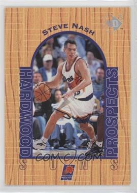 1996-97 UD3 - [Base] #15 - Hardwood Prospects - Steve Nash [EXtoNM]