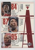 Building a Winner - Michael Jordan, Scottie Pippen, Dennis Rodman, Toni Kukoc, …