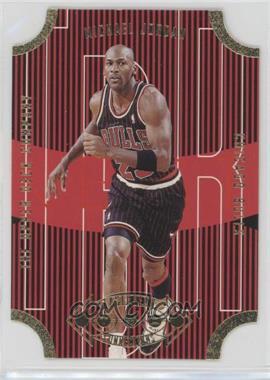 1996-97 Upper Deck - Fast Break Connections #FB23 - Michael Jordan