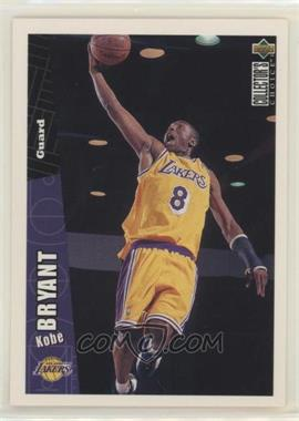 1996-97 Upper Deck Collector's Choice - [Base] #267 - Kobe Bryant