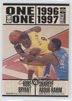 Kobe Bryant vs. Shareef Abdur-Rahim