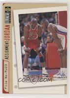 Assignment: Jordan - Joe Dumars, Michael Jordan [Noted]