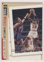 Assignment: Jordan - John Starks, Michael Jordan