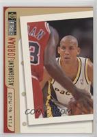 Assignment: Jordan - Reggie Miller, Michael Jordan