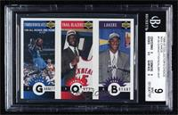 Kevin Garnett, Jermaine O'Neal, Kobe Bryant [BGS9MINT]