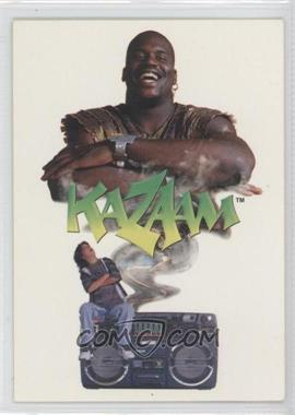 1996 Donruss Kazaam Prototypes - [Base] #N/A - Shaquille O'Neal
