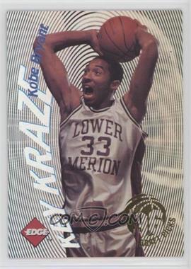 1996 Edge - Key Kraze - Draft Picks #3 - Kobe Bryant