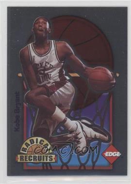 1996 Edge - Radical Recruits #3 - Kobe Bryant /6750