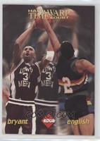 Kobe Bryant, Alex English /2500
