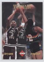 Kobe Bryant, Alex English /12000