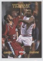 Marcus Camby, Moses Malone /12000