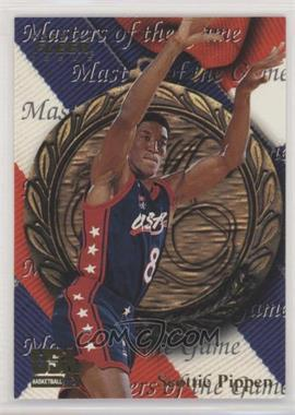 1996 Fleer USA Basketball - [Base] #37 - Scottie Pippen