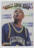 Shareef Abdur-Rahim