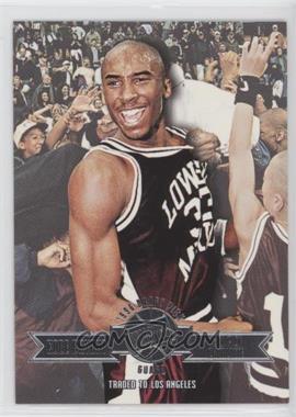 1996 Press Pass - [Base] - Swisssh #13 - Kobe Bryant