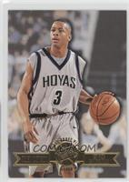 Allen Iverson Georgetown Hoyas Rookie Related Rookie Year