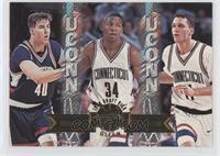 Travis Knight, Ray Allen, Doron Sheffer