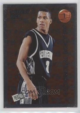 1996 Press Pass - Lottery Pick #L1 - Allen Iverson
