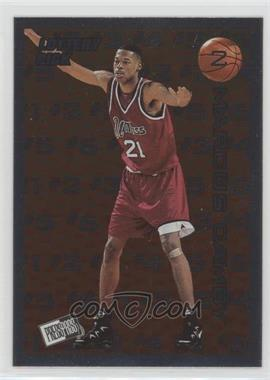 1996 Press Pass - Lottery Pick #L2 - Marcus Camby