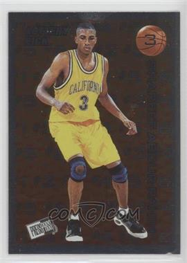 1996 Press Pass - Lottery Pick #L3 - Shareef Abdur-Rahim