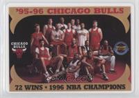 Chicago Bulls Team #/2,500