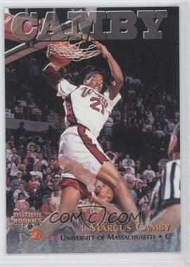1996 Score Board Basketball Rookies - [Base] #2 - Marcus Camby