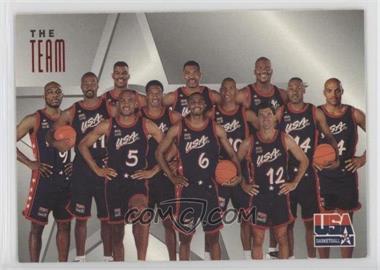 1996 Skybox Texaco USA Basketball - [Base] #14 - Team USA (Olympics) Team